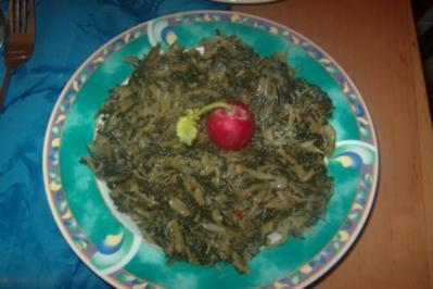 Rezept: Löwenzahn, gekocht - Assura -