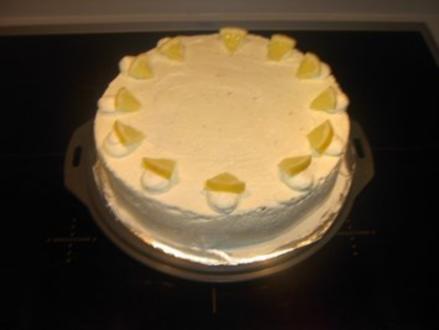 Joghurt  Torte - Rezept