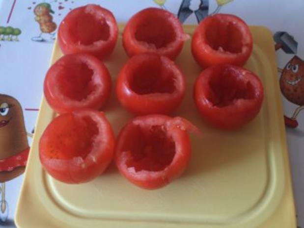 Überbackene Tomaten - Rezept - Bild Nr. 2