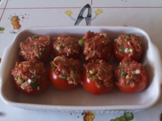 Überbackene Tomaten - Rezept - Bild Nr. 3