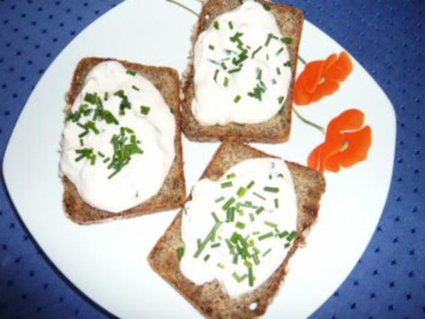 Lachs-Creme - der Aufstrich für Allerlei - nicht nur für Brot - Rezept - Bild Nr. 2