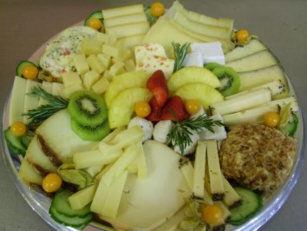 Tantchens-Frühstücksplatte - Rezept
