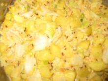 Spitzkohl-Kartoffel-Gemüse - Rezept