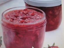 Erdbeermarmelade mit Sekt und grünem Pfeffer - Rezept