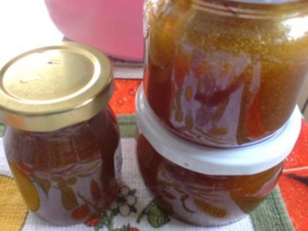 Löwenzahn-Honig 2 von den letzten Blüten - Rezept - Bild Nr. 19