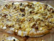 Pizzafladen - Rezept