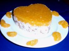 Schokomüsli-Fruchtherzen - Rezept