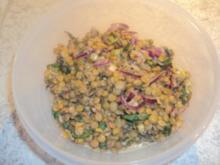 Linsensalat aus dem Orient - Rezept
