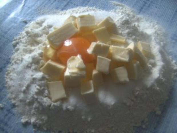Kirschkuchen mit Baiserdecke - Rezept - Bild Nr. 2