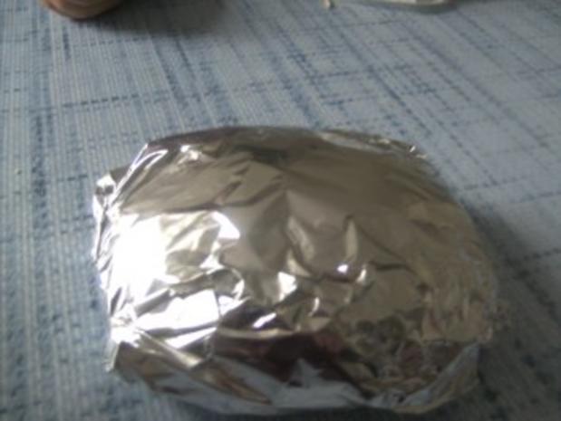 Kirschkuchen mit Baiserdecke - Rezept - Bild Nr. 4