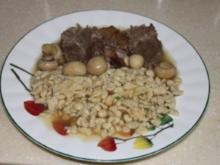 Schweinebraten schwäbisch-bayrisch - Rezept