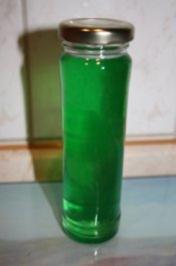 Waldmeister-Limetten-Sirup - Rezept