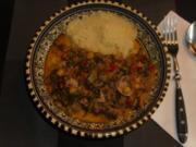 Fleischgerichte: Lammhacktopf - Rezept
