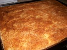 Buttermilch-Kokos-Kuchen - Rezept