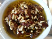 Rucolasalat mit Jakobsmuscheln & Rinder Carpaccio - Rezept