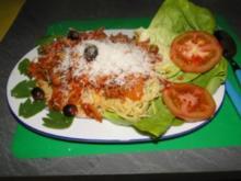 Bolognese-Sauce              (Fotos) - Rezept