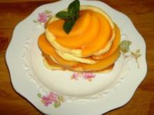 Pancake-Törtchen - Restverwertung - Rezept