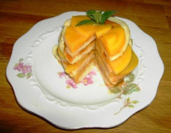 Pancake-Törtchen - Restverwertung - Rezept - Bild Nr. 2
