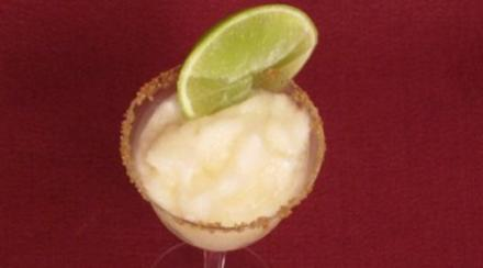Margarita-Sorbet - Rezept