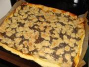 Mohn-Käsekuchen mit Streusel - Rezept