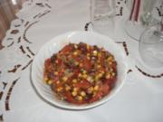 Rindfleisch-Gemüse-Salat - Rezept