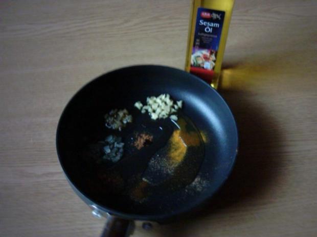 Hähnchencurry aus Indien - Rezept - Bild Nr. 4