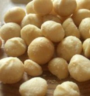 Macadamia in Blätterteig - Rezept
