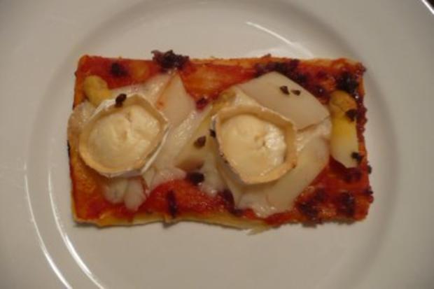 Spargel-Pizza - Rezept - Bild Nr. 4