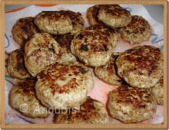 Hackfleischgericht - Teriyaki-Frikadellen - Rezept