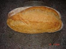 Brot + Brötchen : Schwäbisches Bauernbrot - Rezept