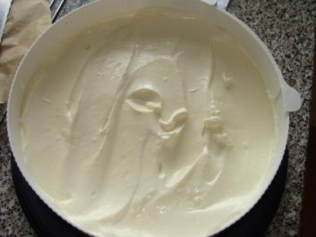 Zitronen-Frischkäse-Torte - Rezept - Bild Nr. 4