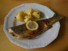 D: Forelle Müllerin mit Salbeibutter - Rezept