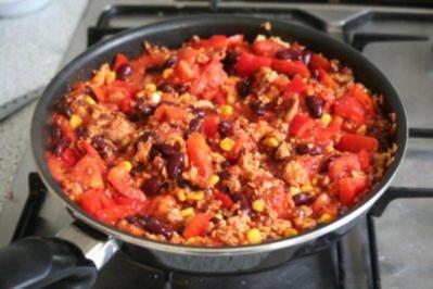 Chili Sin Carne Rezept Mit Bild Kochbarde