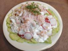 Feinschmeckersalat - Rezept