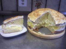 Apfel-Tiramisu-Torte - Rezept