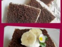 Nutella-Bananenkuchen - Rezept