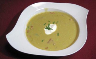 Avocado-Gemüse-Suppe - Rezept