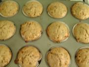 Erdnuss-Karamel-Schoko-Muffins - Rezept