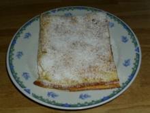 Backrohr-Pfannkuchen - Rezept