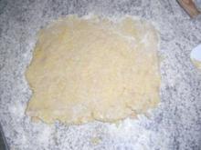 Kartoffelschnecken mit Basilikumpesto - Rezept
