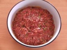 Fleisch: Tartar - Rezept