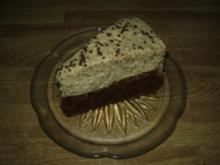 Milchkaffeepudding-Brösel-Torte - Rezept