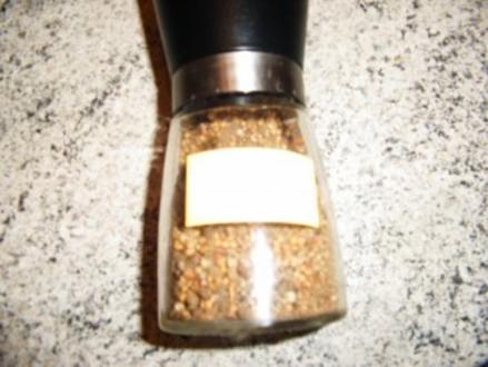 Würzmischung für helles Fleisch - Rezept
