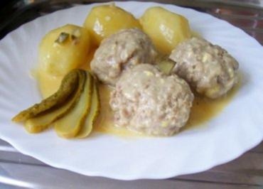 Kochen: Thüringer Klopse mit Bier-Sauce Hollandaise - Rezept