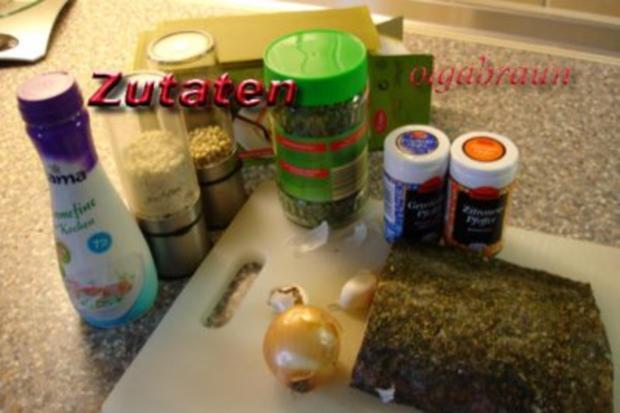 Kräuterlachs im Lasagneblatt - Rezept - Bild Nr. 2