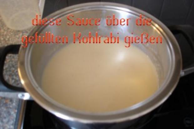 Gefüllte Kohlrabi - Rezept - Bild Nr. 4