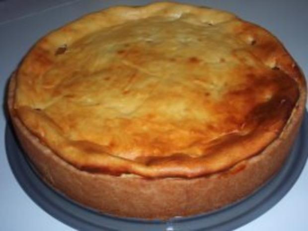Kuchen: Käsekuchen mit Aprikosen - Rezept - Bild Nr. 6