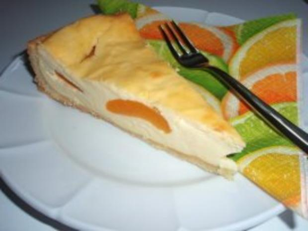 Kuchen: Käsekuchen mit Aprikosen - Rezept - Bild Nr. 7