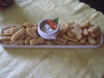 Italienisches Käsegebäck - Rezept