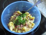 Speck-Kartoffelsalat - Rezept
